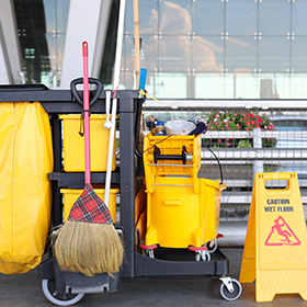 Facilities & Safety Icon