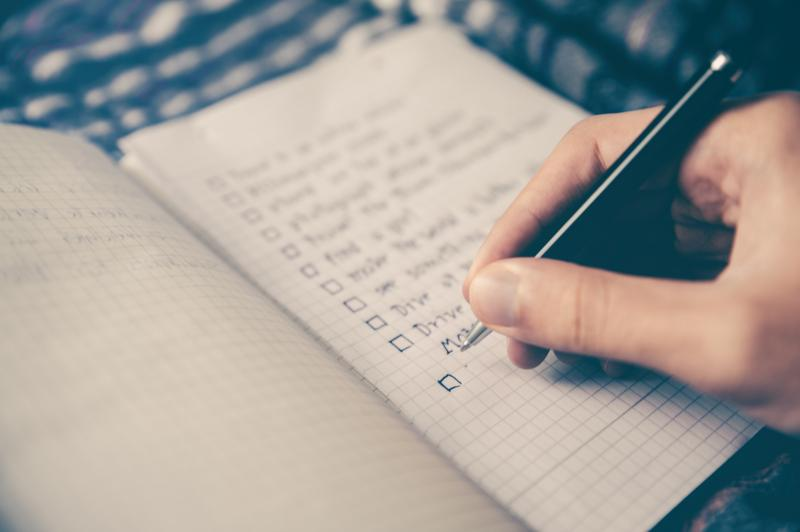 Tips for Creating Your Own To-Do List